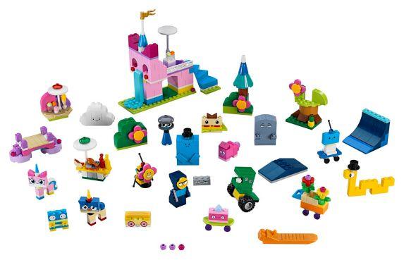 LEGOMD Unikitty!MC, La boîte de briques Unikingdom - 41455 Image de l'article
