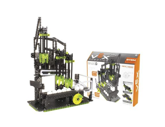 Machine à balles VEX Robotics Pick & Drop par HEXBUG