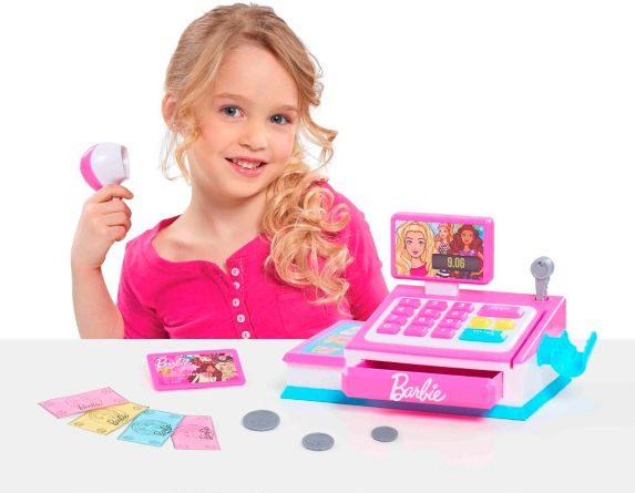 Barbie® Small Cash Register Product image