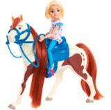 Ensemble collectionneur poupée et cheval Spirit : Au galop en toute liberté, choix varié