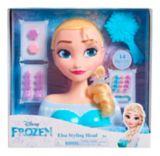 Tête à coiffer de base La Reine des neiges Elsa | Disney Frozennull