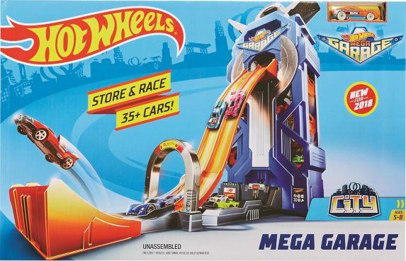 Hot Wheels® Ultimate Series Mega Garage Product image