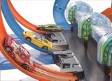 Hot Wheels® Corkscrew Crash™ Track Set | Hot Wheelsnull