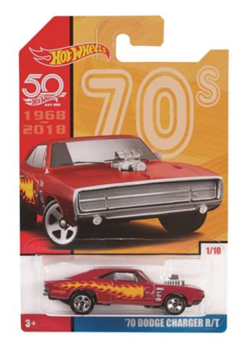 Hot Wheels® Throwback Diecast Cars, Assorted Product image