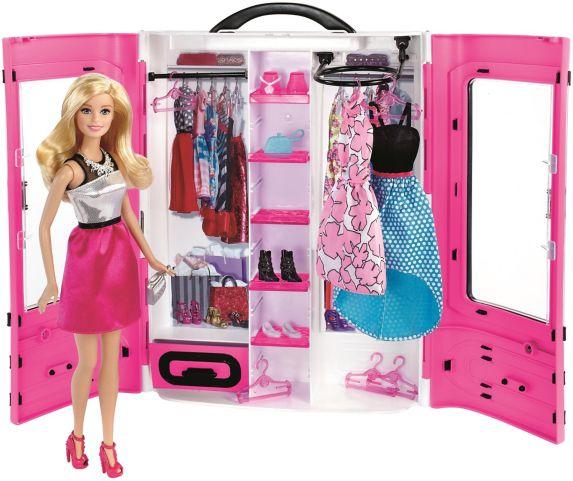 Armoire suprême Barbie Fashionistas Image de l'article