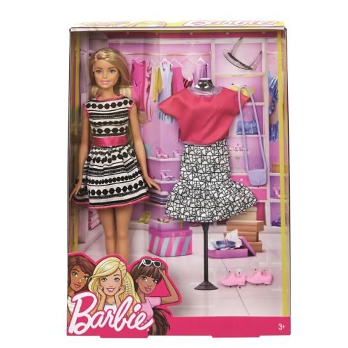 Barbie® Doll & Fashions, Assorted Product image