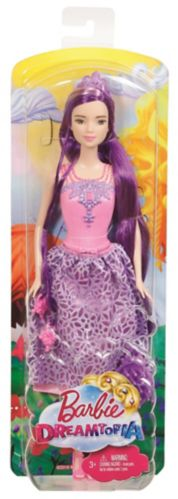 Barbie® Dreamtopia Long Hair Princess Doll, Assorted