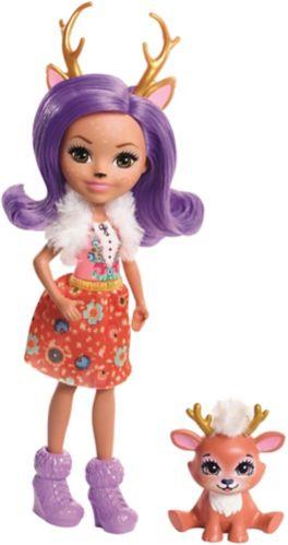 Enchantimals™ Dolls Set, 4-pk Product image