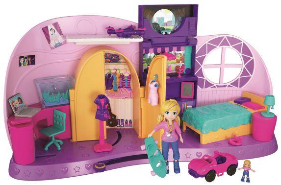 Polly Pocket™ Go Tiny! Room Playset Product image