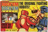 Jeu Rock 'Em Sock 'Em ROBOTS | Mattelnull