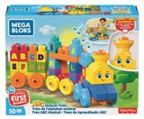 Mega Bloks® First Builders ABC Learning Train Playset, 50-pc | Mega Bloksnull