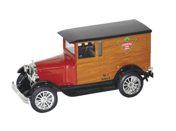2018 Canadian Tire Collectible Diecast Replica Truck