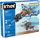 K'NEX Turbo Jet 2-in-1 Building Set, 402-pc | K'NEXnull