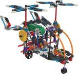 Coffret de construction 2-en-1 Avion turbo de K'NEX, 402 pièces | K'NEXnull