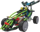 K'NEX Imagine Revvin' Racecar 2-In-1 Building Set, 370-pc | K'NEXnull