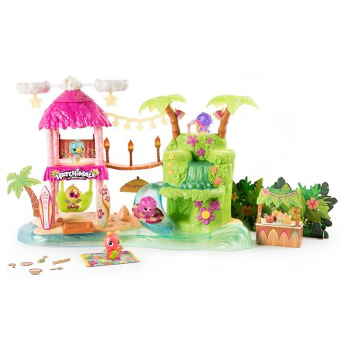 Hatchimals CollEGGtibles Tropical Party Playset - Season 4 Product image
