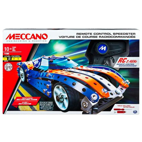 Meccano Remote Control Speedster Product image