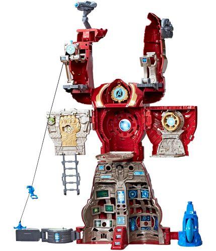 Coffret de jeu QG Figurine suprême Hulkbuster Marvel Avengers: Infinity Wars