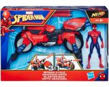Moto-araignée Marvel Spider-Man 3-en-1, choix variés, 6 po | Spidermannull