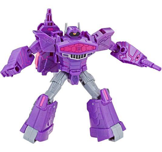 Figurine d'action Attackers Transformers Cyberverse, classe de guerrier, choix variés Image de l'article