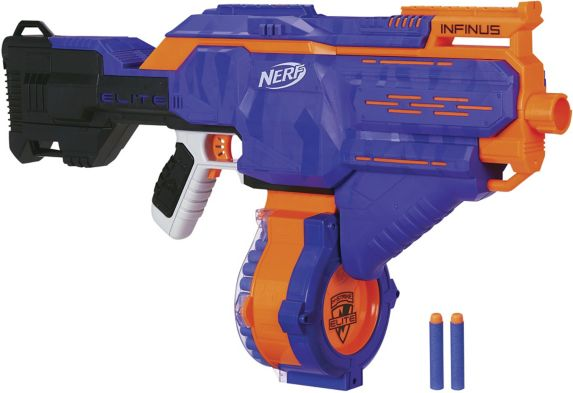 NERF N-Strike Elite Infinus Blaster Product image