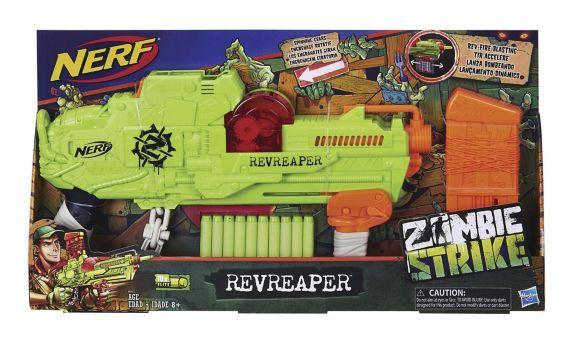 Foudroyeur NERF Zombie Strike RevReaper Image de l'article
