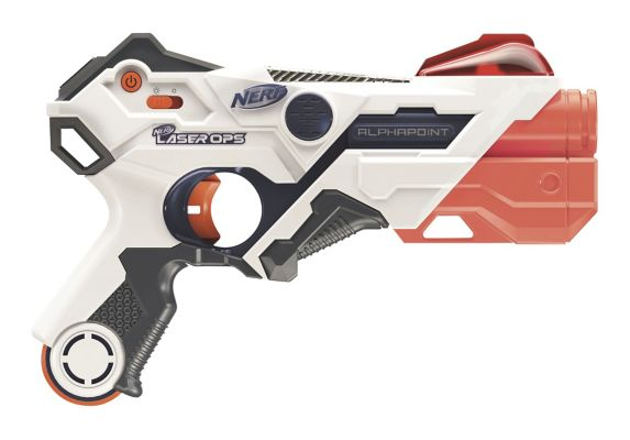 NERF Laser Ops Pro AlphaPoint Blaster, Single Product image