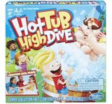 Hasbro Hot Tub High Dive Game | Hasbro Gamesnull