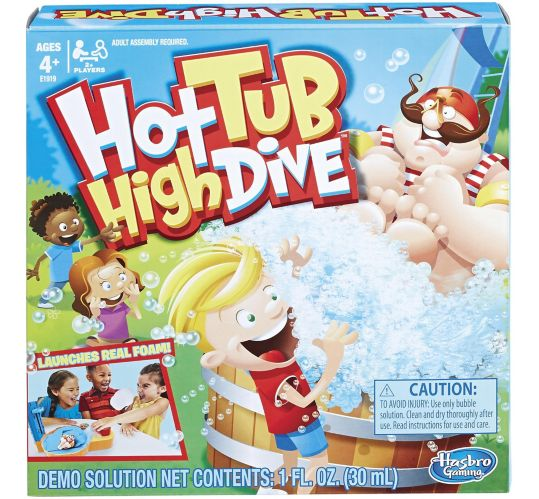 Hasbro Hot Tub High Dive Game Product image