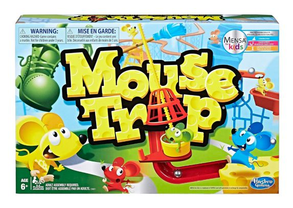 Hasbro Mousetrap Game Product image