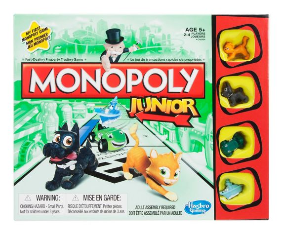 Monopoly Junior Game Product image
