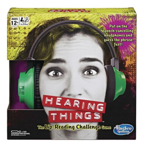 Hasbro Hearing Things Game Product image