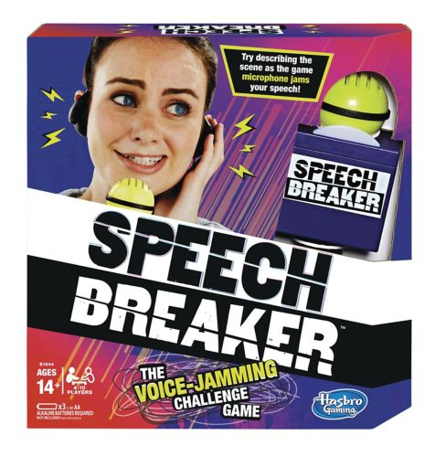 Hasbro Speech Breaker Game Product image
