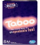 Hasbro Taboo Game | Hasbro Gamesnull