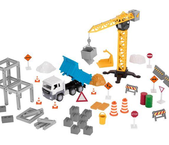 Coffret de jeu Chantier de construction Driven, choix varié Image de l'article