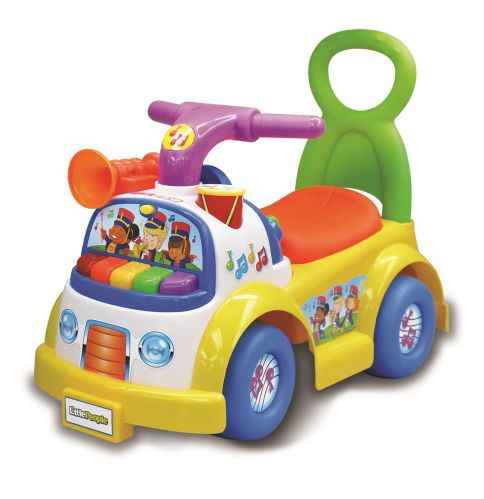 Voiture Fisher-Price Little People Ride-On Image de l'article