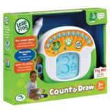 Mini-console éducative Leap Frog Count and Draw | Leap Frognull