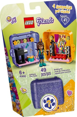 LEGO® Friends Andrea's Play Cube - 41400 Product image