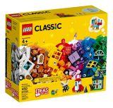 LEGO Classic, Les fenêtres créatives, 11004 | Legonull