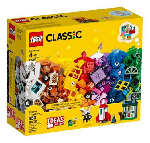 LEGO Classic, Les fenêtres créatives, 11004