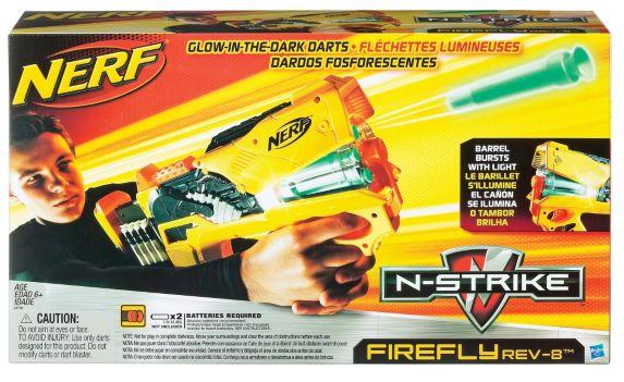 Pistolet NERF N-Strike Firefly Blaster Image de l'article