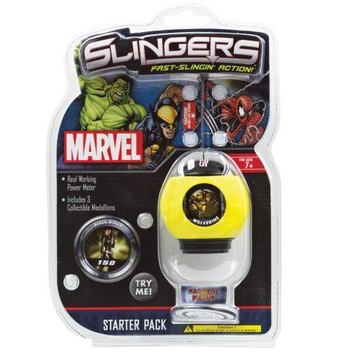 Jeu Marvel Slingers, trousse de départ Image de l'article