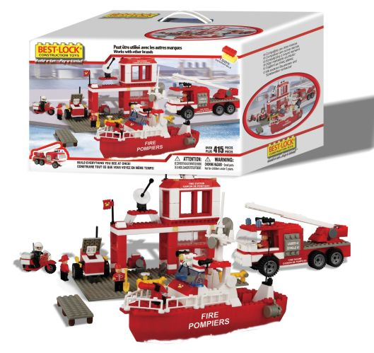 Best Lock Construction Toys, 415-pc Product image