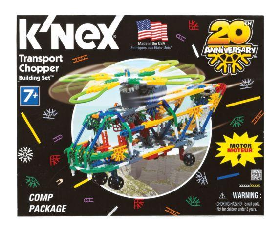 K'Nex Chopper/Truck Product image
