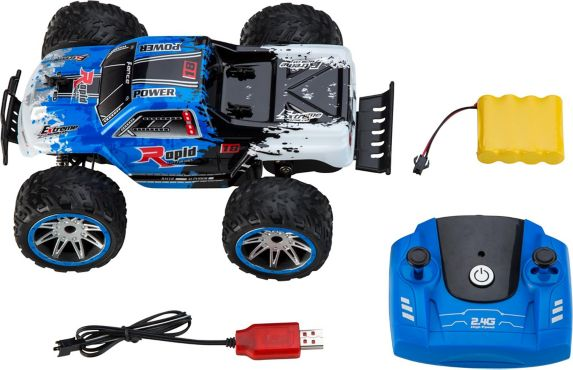 R/C 1:16 High Speed Racing Car, Assorted Product image