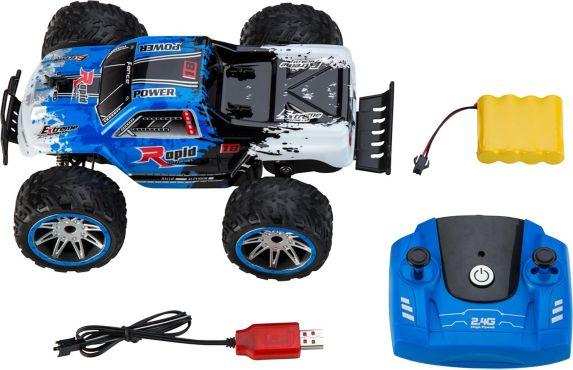 R/C 1:16 High Speed Racing Car, Assorted