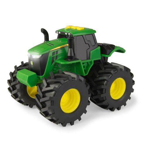John Deere Monster Treads Lights & Sounds Gator & Tractor Set, 2-pk