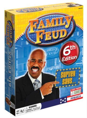 Jeu Endless Games Family Feud classique - 6e édition Image de l'article
