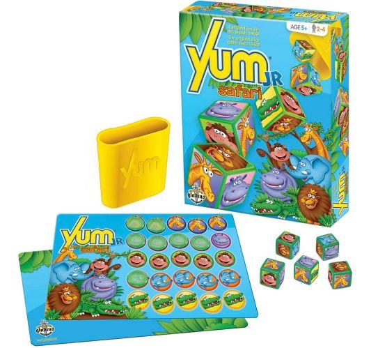 Yum Jr. Safari Game, French