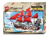 Dragonblok Pirate Ship Building Set, 1123-pc
